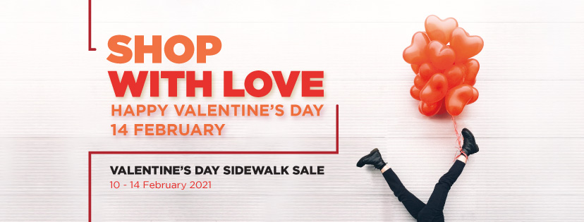 Shop with Love this Valentine's Day
