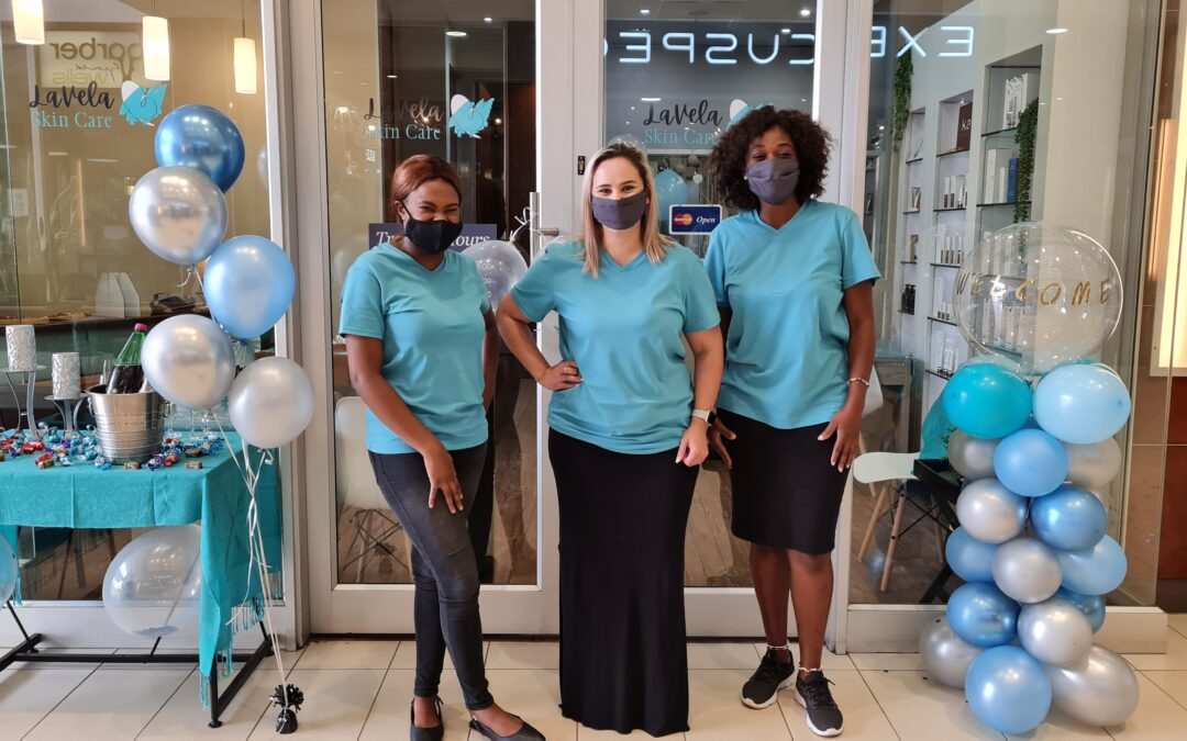 Placecol Hillcrest is now Lavela skin care