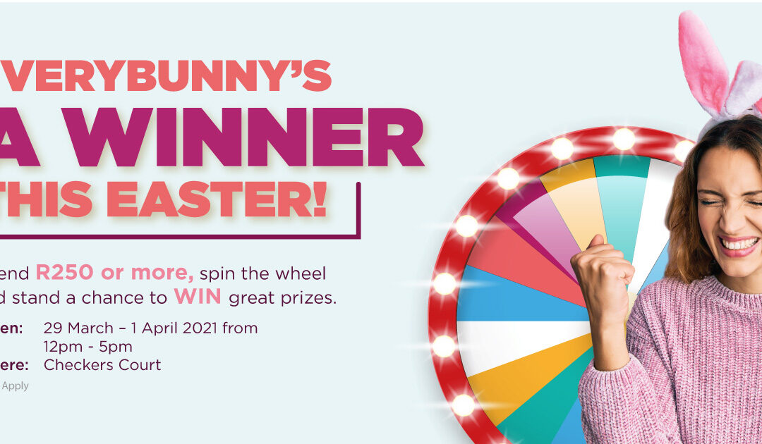 Everybunny's a winner this Easter at Hillcrest Corner!
